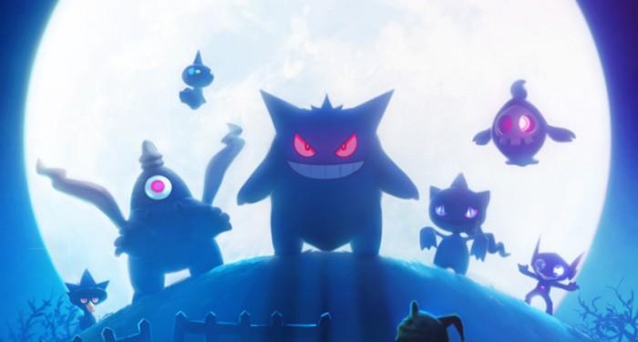 《精灵宝可梦GO》第3代精灵或将于万圣节登陆