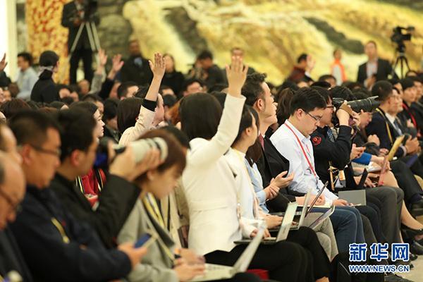 """十九大新闻发言人:""""中国制造2025""""对内外资企业一视同仁"""