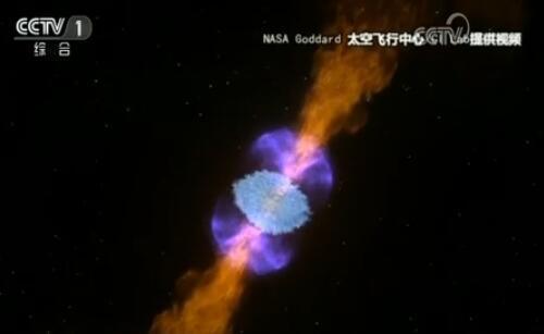 """中国""""慧眼""""望远镜监测引力波 全球仅四台能测到"""