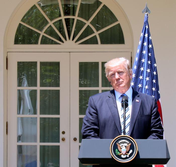 白宫确认:特朗普将于11月8日至10日访华