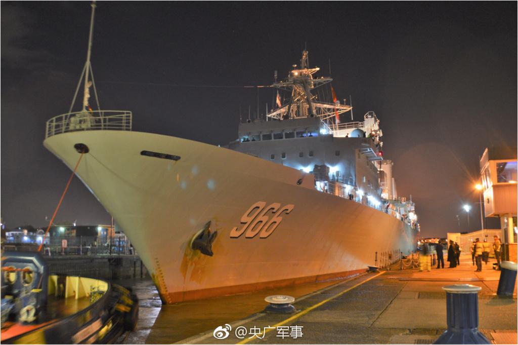 港媒称中国海军将仅次于美国 仍有很多路要走