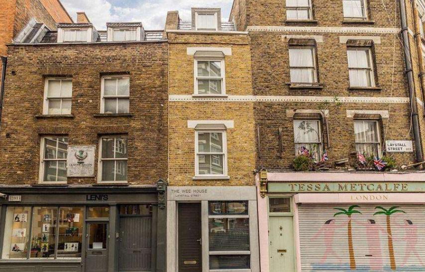 伦敦房价跌速达金融危机以来最快