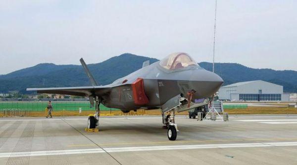 简氏解读F35A亮相首尔航展:警告对手安抚盟友
