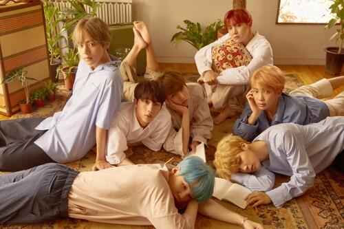 BTS连续四周跻身美公告牌200强榜 创韩歌手最佳战绩