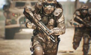 几乎刀枪不入:美军未来战士作战模拟画面公布
