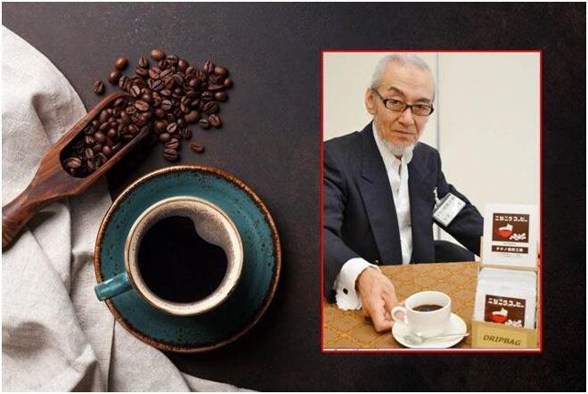 """日本一老者发明""""大蒜咖啡"""" 不含咖啡因"""