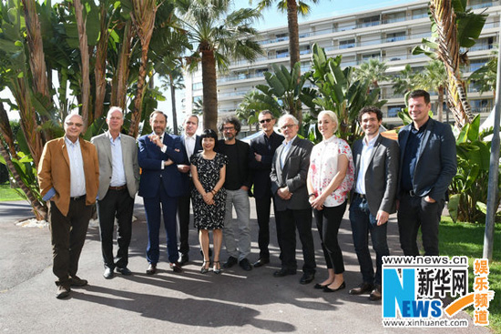 中外顶尖团队戛纳电视节宣布合作《再见上海》