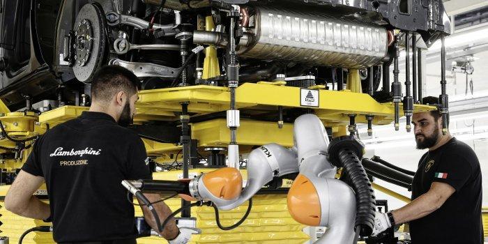 兰博基尼Urus意大利生产线完工 新车有望明年上市