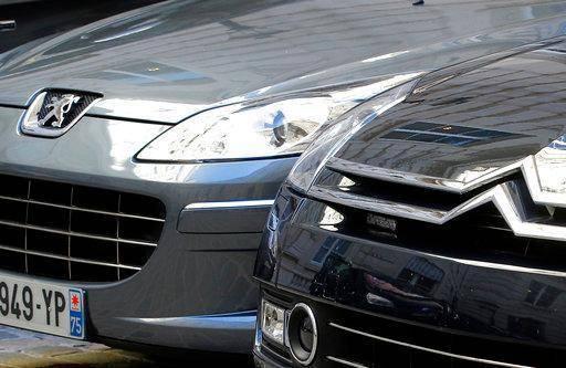 欧洲9月汽车销量同比下降2% 福特与PSA领跌