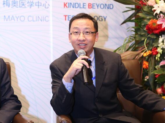 """李智远:人工智能将成为医生最好的""""拐杖"""""""