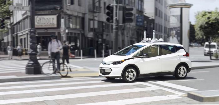 通用无人驾驶汽车测试将扩展到曼哈顿地区