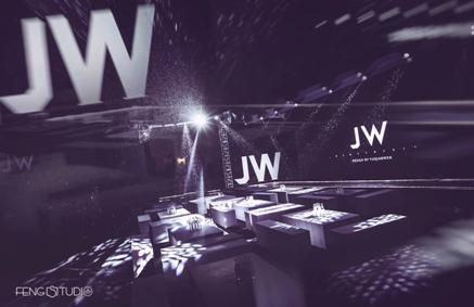 JW-ROBE品牌发布会异常火爆 全网播放量高达480万次
