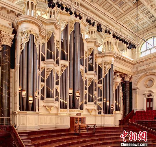 悉尼市政议会成立175周年 巨型管风琴将演新曲