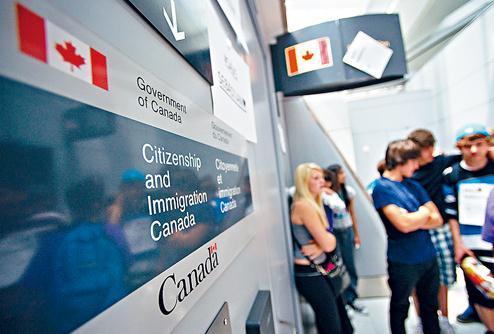 加拿大2018年欲接收30万移民 吸纳更多技术劳工