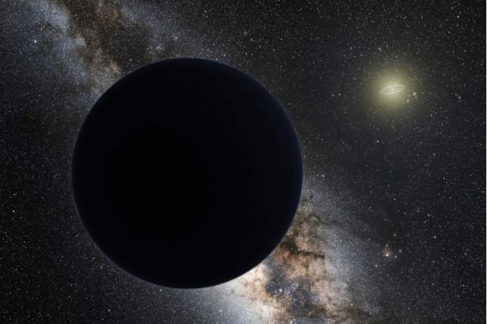 NASA终于承认第九行星存在 5个太阳系异象为证据