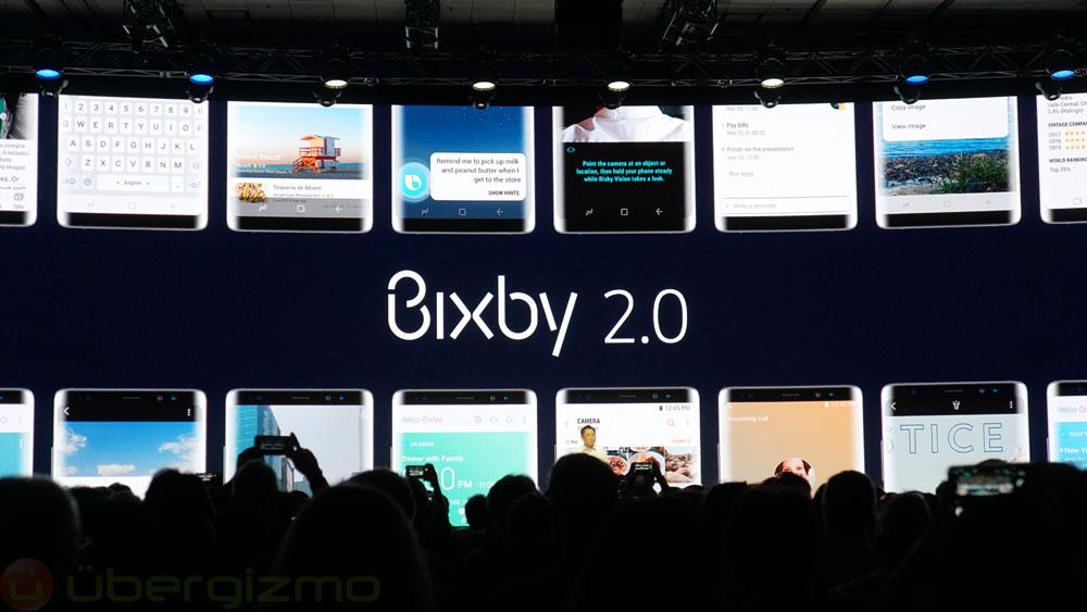 三星发布Bixby 2.0语音助手 要建人工智能开放系统