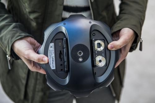 三星360 Round相机配17个镜头 售价超1万美元