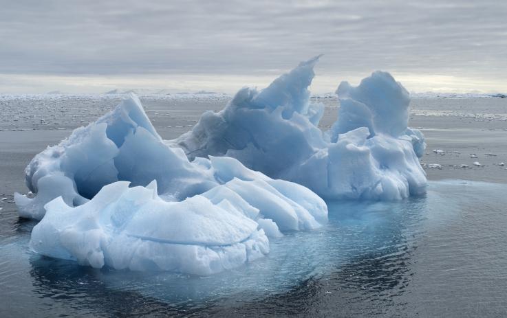 触摸北极边缘 挪威斯匹茨卑尔根岛雪景风光
