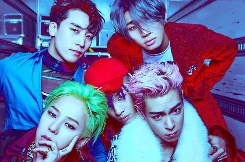 BIGBANG将于12月在首尔开唱 成员TOP缺席