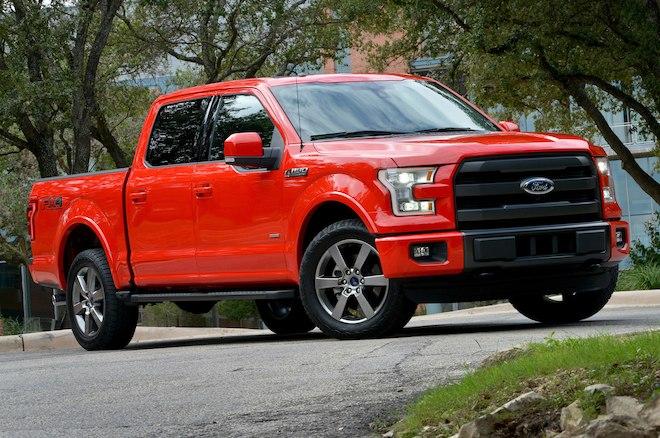 福特北美召回130万辆皮卡 车门或意外打开