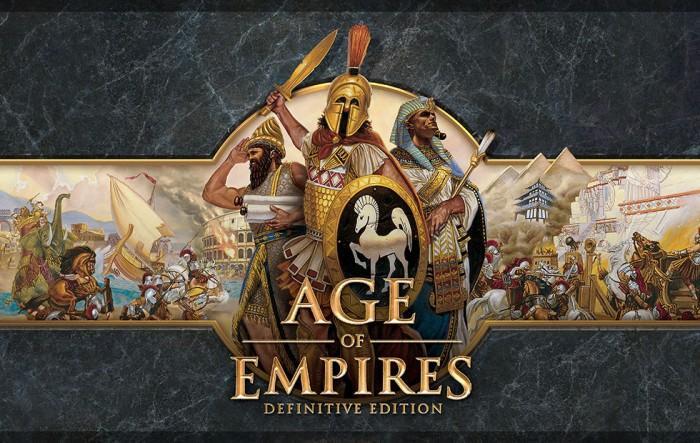 4K重制《帝国时代》延期至2018年初发售