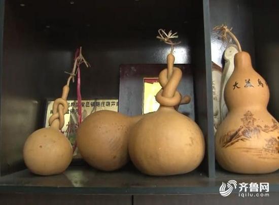 中国葫芦第一村:村民靠葫芦致富 一个能卖3000元