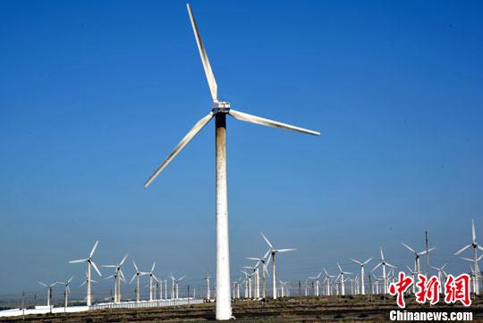中国兆瓦级风力发电机首次批量出口海外高端市场