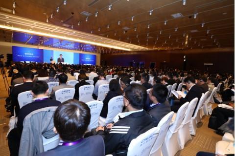 """第八届""""中国·北京2017亿万先生显示产业高峰论坛""""胜利召开"""