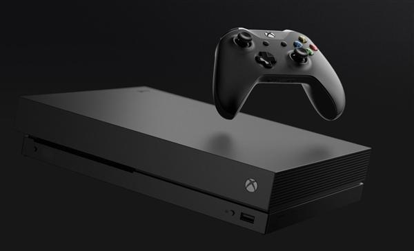 惊呆!国行Xbox One X天蝎座限量版遭疯抢