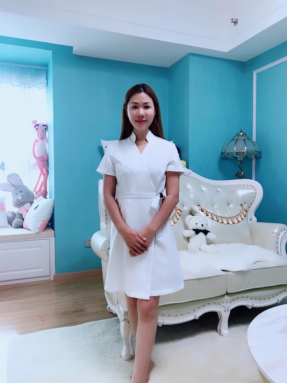 专访Miss Jin金小姐美甲美睫皮肤管理工作室CEO金玉琪