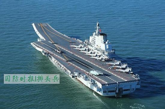 美称中国海军或正测试高智能舰载无人机 助航母反潜