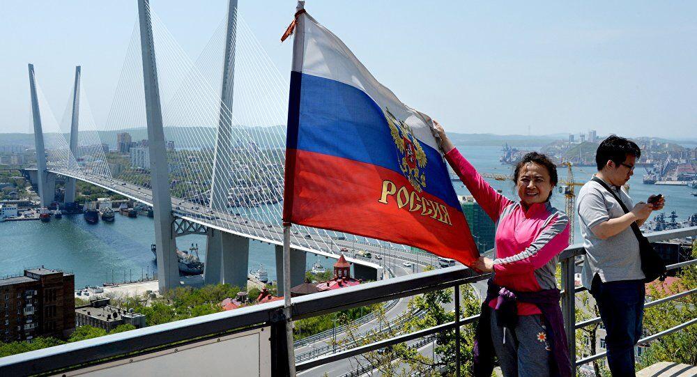 俄媒:一千多名中国公民通过电子签证进入俄滨海边疆区
