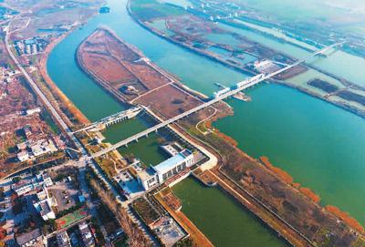 南水北调东线一期工程启动 2017至2018年度供水