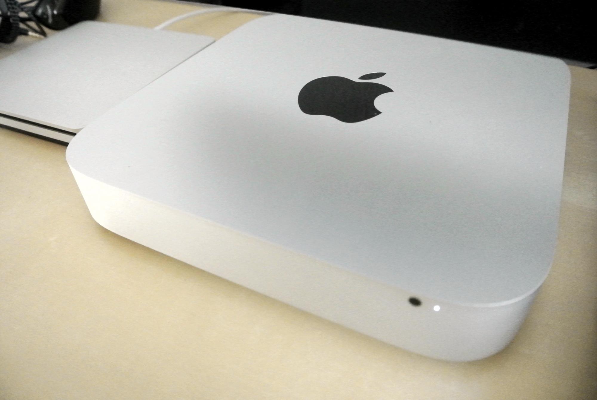 苹果CEO库克回复用户询问:Mac mini不会被抛弃