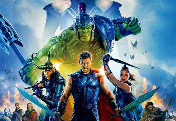《雷神3》口碑飙升:澷威电影表现最好一部