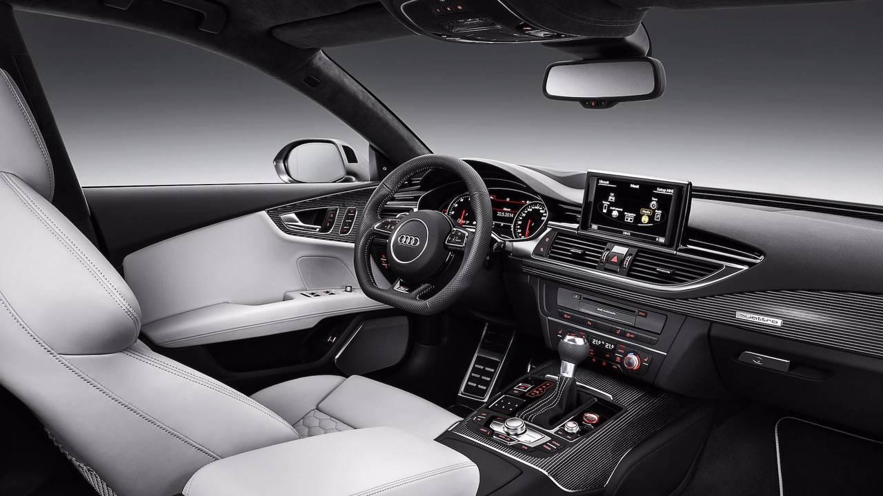 2019款全新奥迪A7发布 看新车有哪些变化