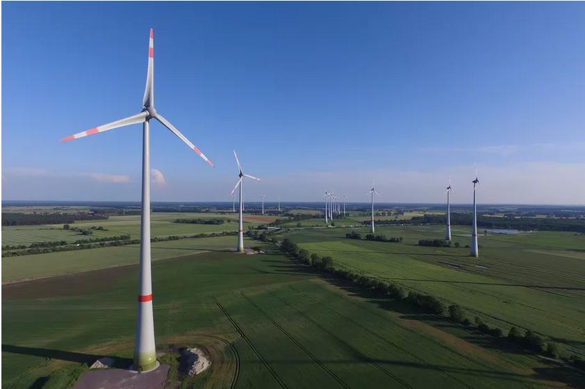 亚马逊最大风电场投入运营 每年发电100万兆瓦时