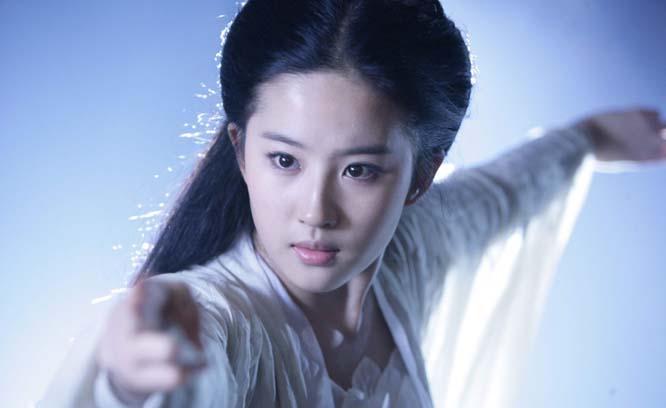 六大最美影视剧古装仙女 黄圣依、刘亦菲、杨幂上榜