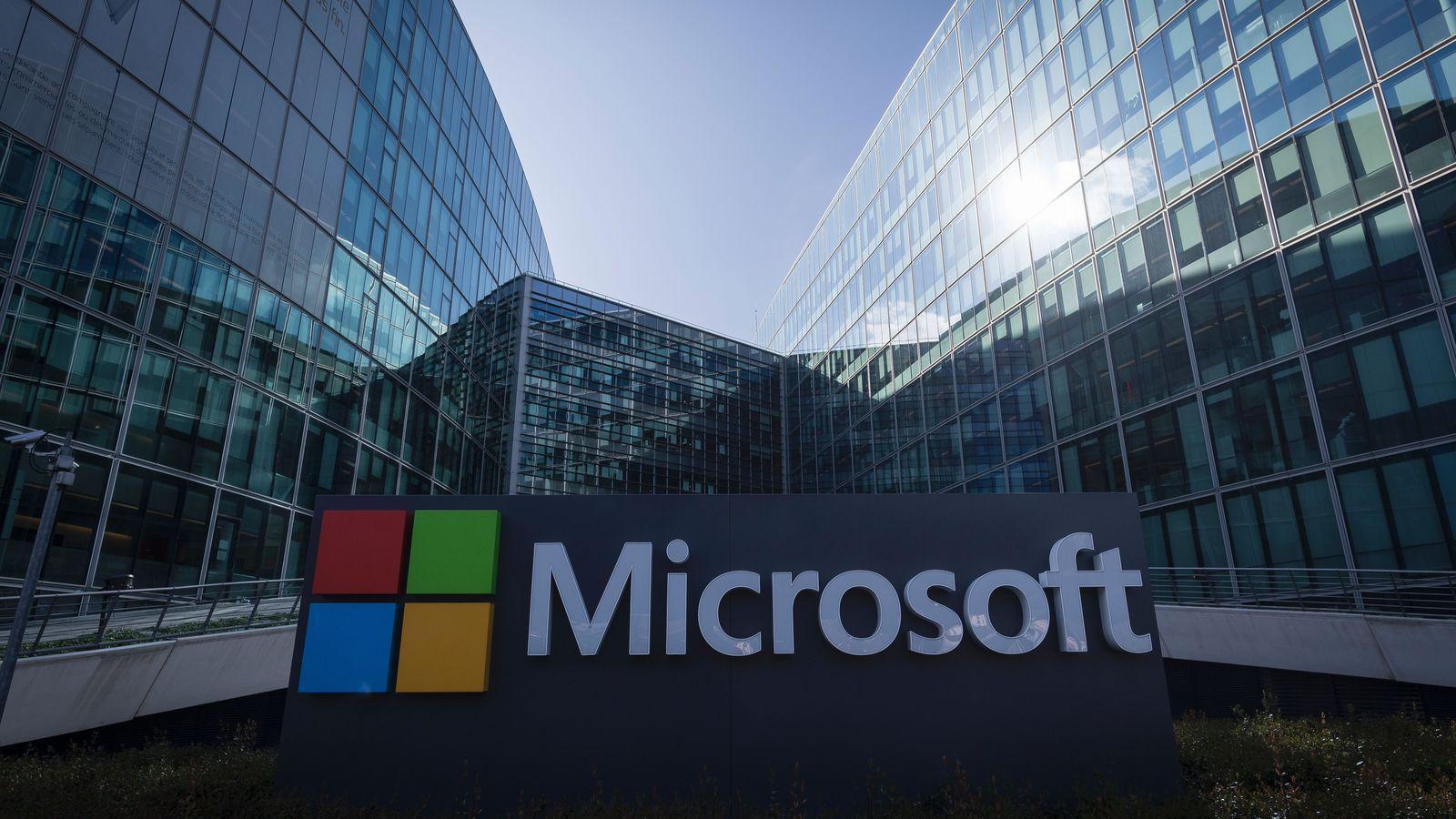 微软市值十七年之后再破6000亿美元 排名全球第3