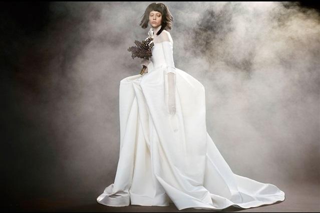 婚礼季 这里有最美的30件婚纱