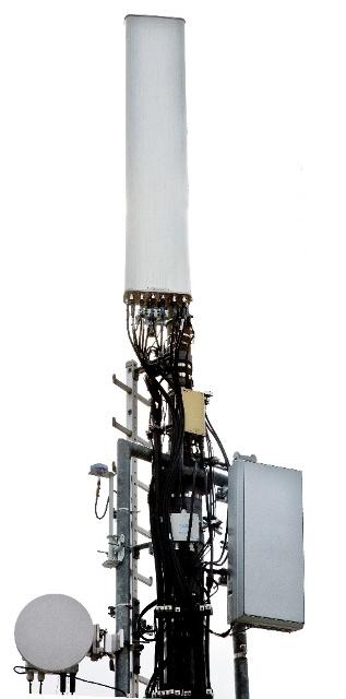 华为联合德国Telefonica发布首个面向5G的天面方案