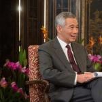 李显龙访美前点评特朗普,透露新加坡下任总理人..