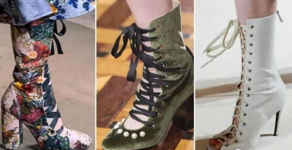 今年秋冬时髦短靴,各种又细又尖