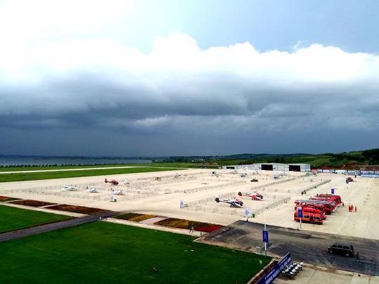 首家无人机专用空域 沈阳建立通用航空产业基地