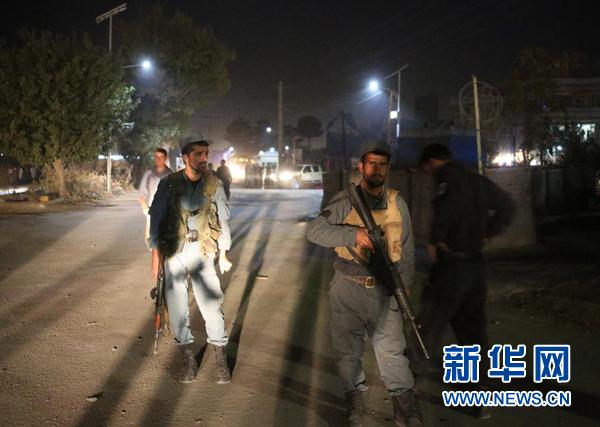 阿富汗首都一所军校遇袭 15名学员丧生4人受伤