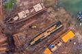 海南造船厂手工打造百吨木船被列非遗名录