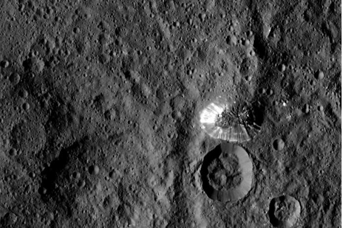 """NASA即将让""""黎明号""""开启第二次谷神星探测任务"""