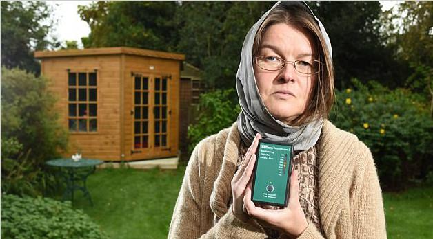 英44岁女治疗师对Wi-Fi过敏 这些人还有很多