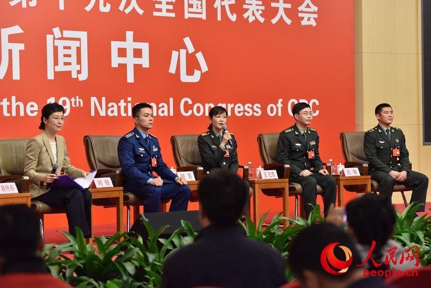 军队党代表直面敏感话题 中国军队将越来越开放