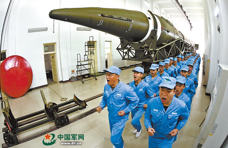 """使命必达!火箭军""""东风快递""""乘了谁的东风?"""